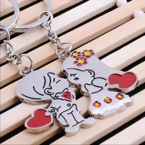 Accessories - 🌼Valentine's Day Love keychains 2 sets for $25